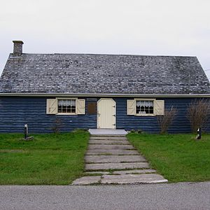 Nicolas Denys - The Nicolas Denys Museum in St. Peters, Nova Scotia commemorates the life of the seventeenth century French explorer, trader and colonizer.