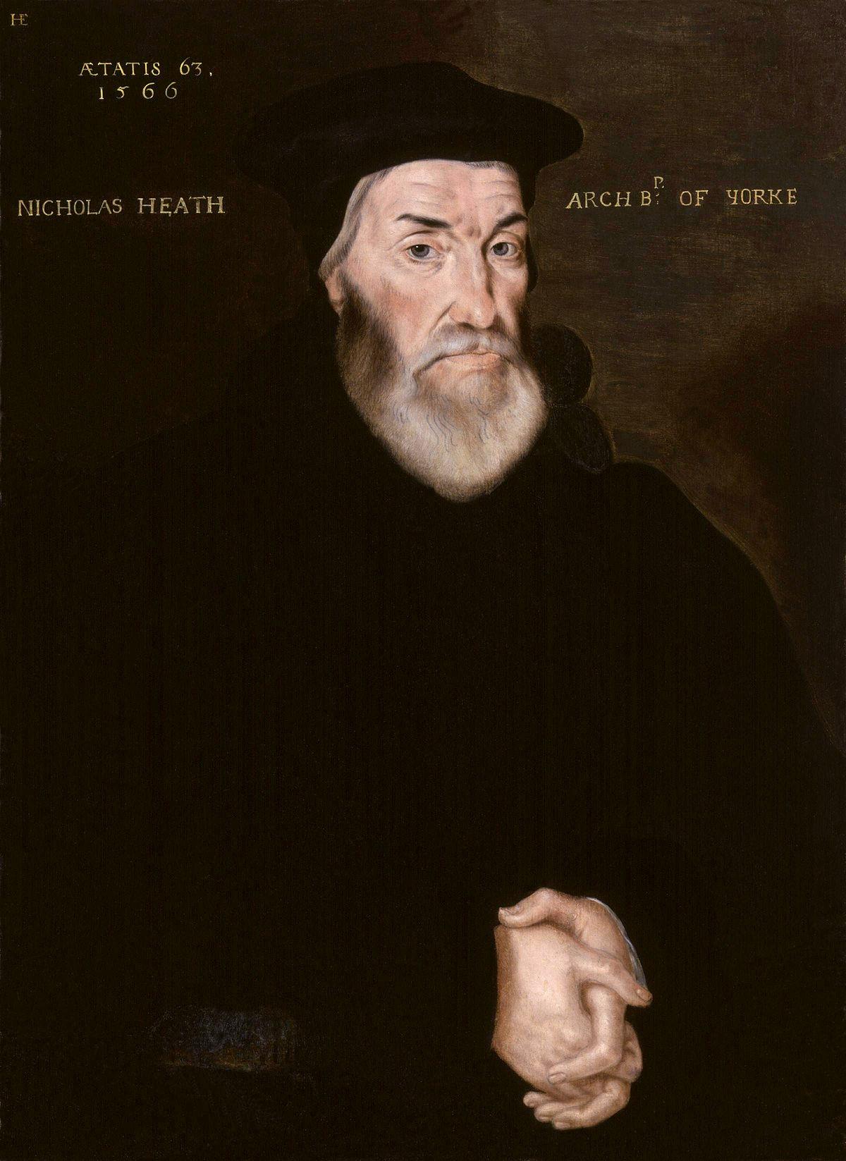 Nicholas Heath Wikipedia