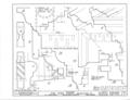 Nicholas Van Dyke Jr. House, 400 Delaware Street, New Castle, New Castle County, DE HABS DEL,2-NEWCA,11- (sheet 6 of 8).png