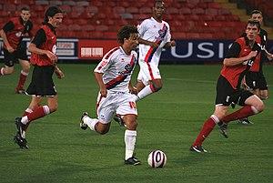 Chilean Australians - Nick Carle