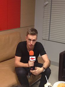 Nicky Romero interviewed with VERY TV.JPG