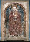 Nieznany - Malowidło ścienne z niszy - Matka Boska Eleusa.jpg