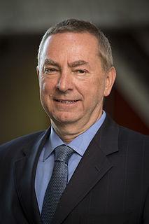 Nigel Lockyer Director of TRIUMF