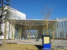 世田谷キャンパスの深沢新校舎