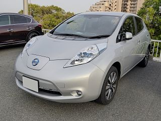 Plug-in electric vehicles in Japan