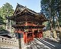 Nitemmon, Taiyū-in, Nikko, West view 20190423 1.jpg