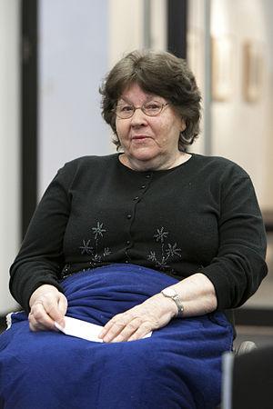 Daphne Ceeney - Daphne Hilton (née Ceeney) in 2012