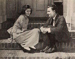 Paul Willis (actor) - Mae Marsh and Paul Willis in Nobody's Kid (1921)