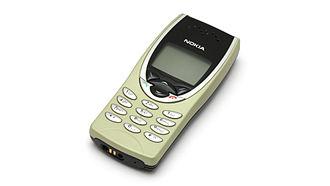 Nokia 8210 - Nokia 8210