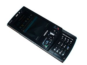 Nokia N95 - The N95 8GB