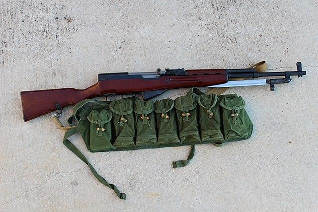 Norinco SKS semi-automatic rifle