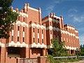 Norman, OK USA - University of Oklahoma, Bizell Memorial Library - panoramio.jpg