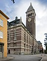 Norrköpings Rådhus, norra fasaden mot Tyska Torget.jpg