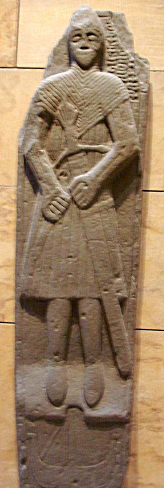 Gallowglass - A Medieval Hebridean warrior.
