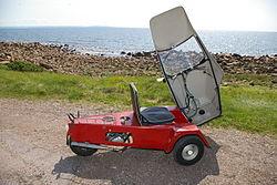 stylad mopedbil