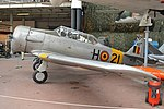 North American Harvard III 'H21' (34196320510).jpg