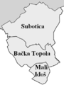 North Backa District map.png