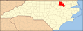 North Carolina Map Highlighting Halifax County.PNG