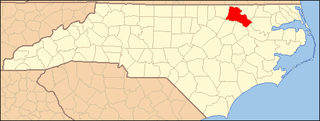 National Register of Historic Places listings in Halifax County, North Carolina Wikimedia list article