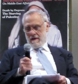 Norton Mezvinsky - Norton Mezvinsky speaks, March, 2012 in Washington, D.C.