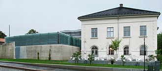 Sverre Fehn - Image: Norwegian National Museum of Architecture 2010