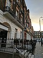 Numbers 44-49, Russell Square, And Attached Railings, Bloomsbury (15) Grade II Listed.jpg