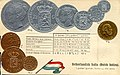 Numismatic postcard from the early 1900's - Netherlands Indies.jpg