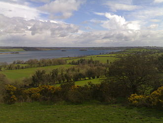 Geography of Ireland - Lough Lene, County Westmeath