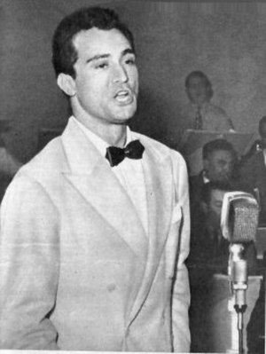 Nunzio Gallo - Nunzio Gallo in 1956