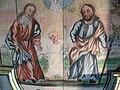 Nusplingen Friedhofskirche Gemälde unter Empore detail.jpg