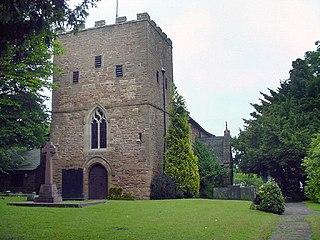 St Patricks Church, Nuthall Church in Nuthall, England