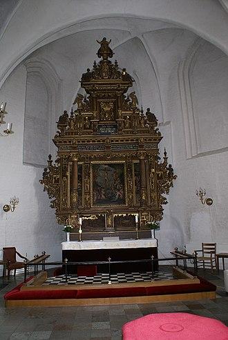 Abbey Church, Nykøbing Falster - Image: Nykoebing 00038