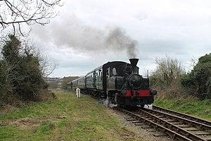 CSÉT Shunting Locomotives - Image: O&K No. 1, Downpatrick North Junction