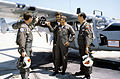 O-2A Skymaster at Patrick AFB with pilots 1980.JPEG