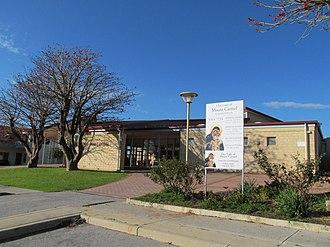 Hilton, Western Australia - Our Lady of Mount Carmel Church in Hilton
