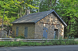 Old Monroe School House