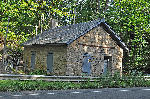 OLD MONROE SCHOOL HOUSE, SUSSEX COUNTY