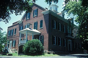 National Register of Historic Places listings in Gasconade County, Missouri - Image: OLD STONE HILL HISTORIC DISTRICT