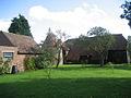 Oast House at Hilders Farm, Hilders Lane, Edenbridge, Kent - geograph.org.uk - 576163.jpg