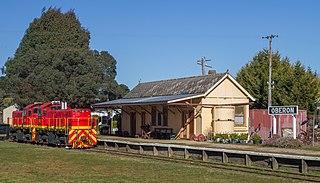 Oberon railway station