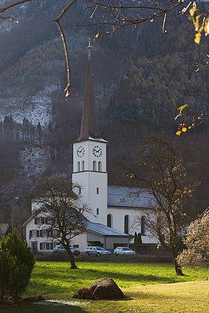 Oberurnen - Oberurnen Catholic Church