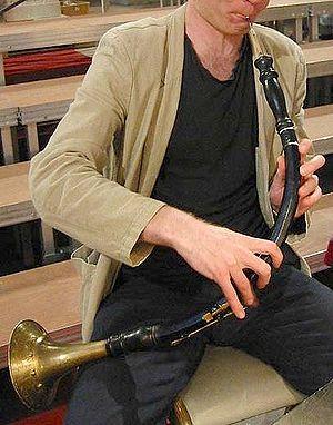 Oboe da caccia - Image: Oboe da caccia