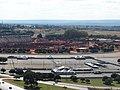 Obra de reconstrução do Estádio Mané Garrincha visto do Mirante da Torre de TV 08 de maio de 2011.jpg