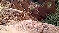 Ocres de Roussillon dans le Vaucluse 03.jpg