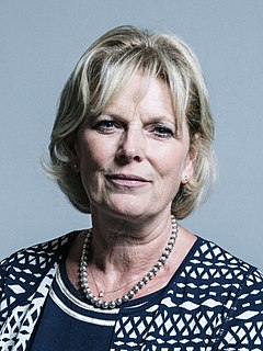 Anna Soubry British politician