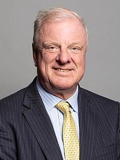 Edward Leigh British politician