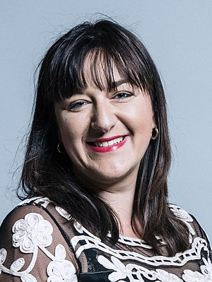 Ruth Smeeth - Image: Official portrait of Ruth Smeeth crop 2