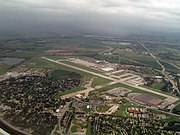 Offutt AFB at 1000 ft