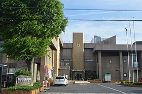 Oguchi Town general welfare hall ac (2).jpg