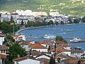 Ohrid harbor - P1100886.JPG